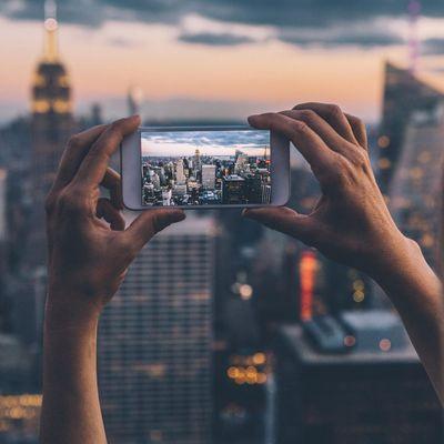 """Die """"Lightroom""""-App bietet ein gutes Gesamtpaket für Smartphone-Fotografen."""