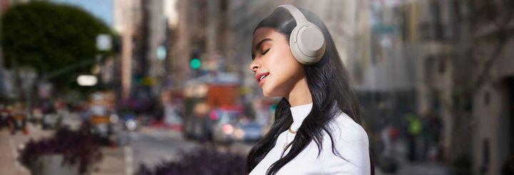 Die Kopfhörer sind alltagstauglich.