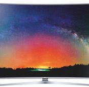 Mit dem Samsung SUHD TV JS9590 wird auch auf Tablet & Co. gestreamt