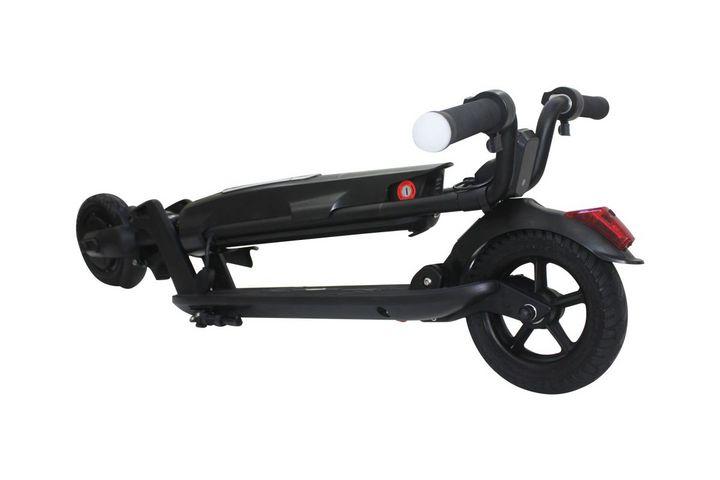 """Der Scooter """"BC-ESC 100 BK"""" von Be Cool."""