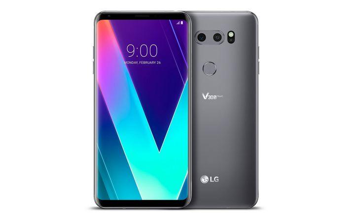 "KI-Handy: das neue ""V30S ThinQ"" von LG."