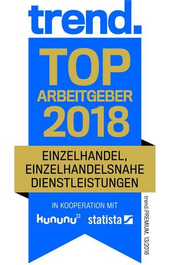 """MediaMarkt ist """"Top Arbeitgeber Österreichs 2018"""""""