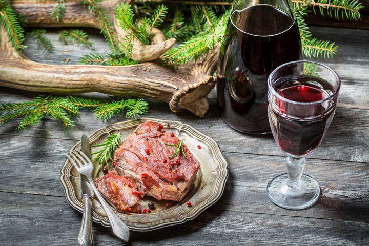 Wild und Wein