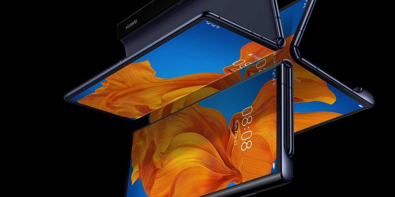 Huawei schreitet in die Zukunft.