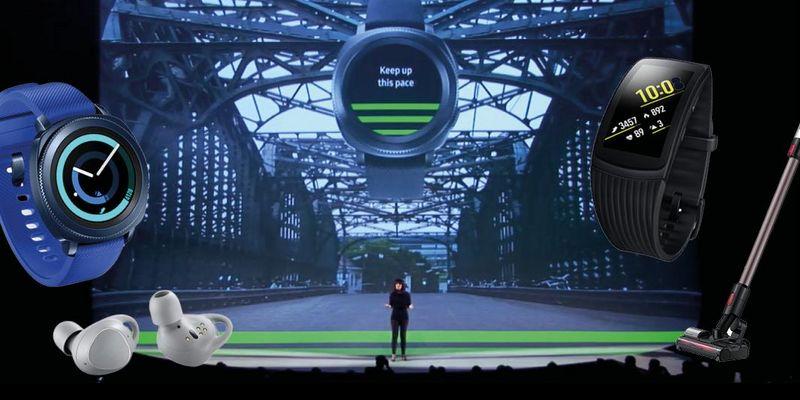 Die Highlights von Samsung auf der IFA 2017 im Video.