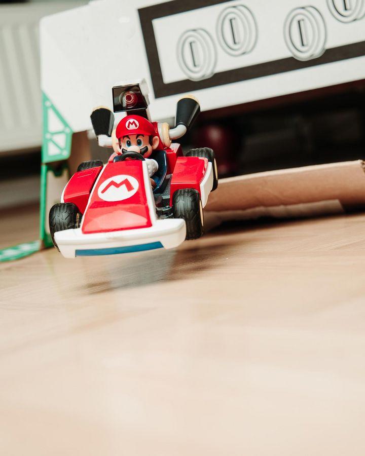 Streckenbau-Tipps für Mario Kart Live: Home Circuit