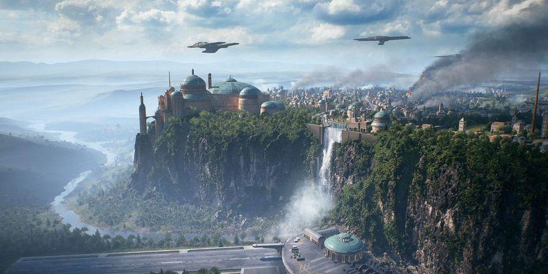 """Diese Abenteuer erwarten Sie in """"Star Wars: Battlefront II""""!"""