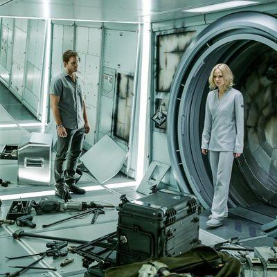 Passengers: Ab Jänner in den Kinos