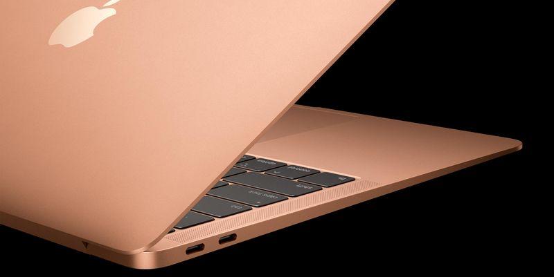 Neu: MacBook Pro, Mac Mini und iPad Pro.