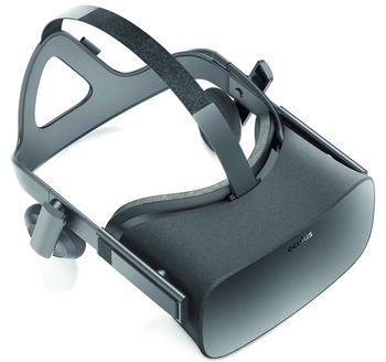 VR-Brille von Oculus