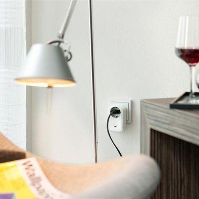 Eine smarte Steckdose passt in jedes Smart Home.