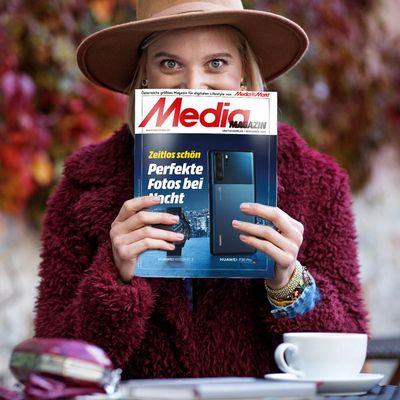 Das Mediamagazin im November 2019