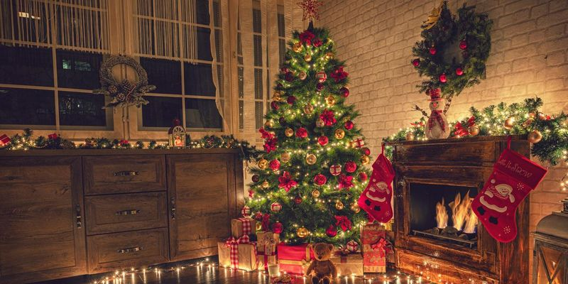 Mit diesen Lichtern wird Ihr Wohnzimmer zum Weihnachtstraum.