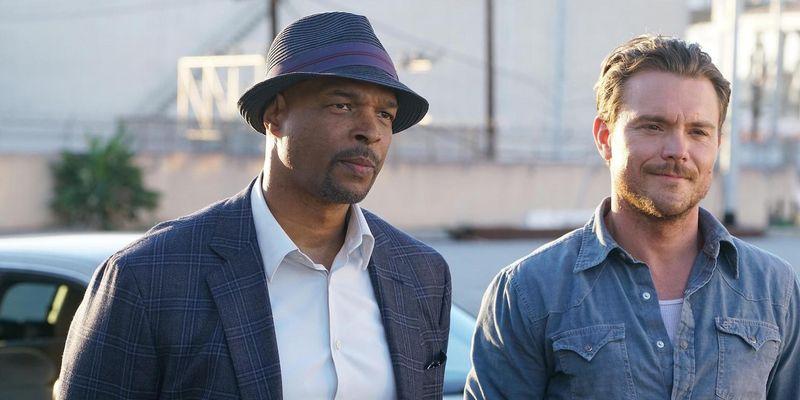 """In """"Lethal Weapon"""" machen Riggs und Murtaugh wieder L.A. unsicher."""