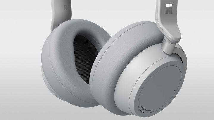 """Es sind die ersten Kopfhörer in der """"Surface""""-Reihe."""