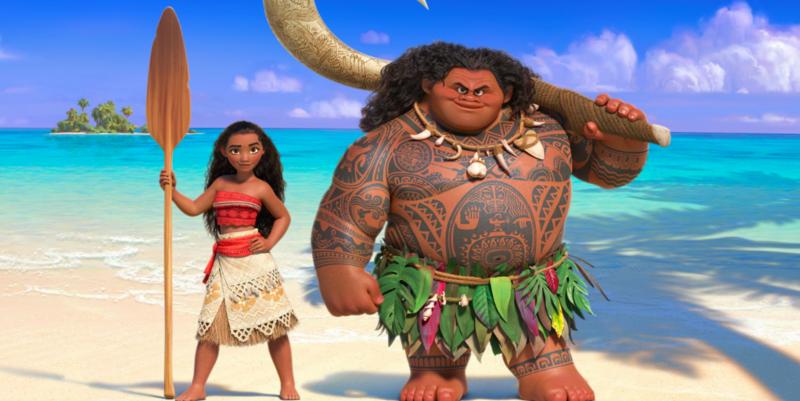 Vorbild für kleine Disney-Fans: die willensstarke Vaiana.