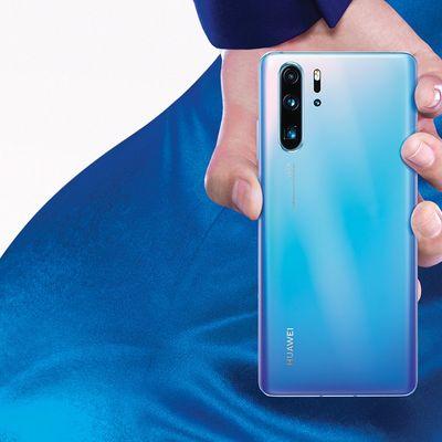 """Update bringt """"Dual-View-Modus"""" auf Huawei """"P30"""" und """"P30 Pro""""."""
