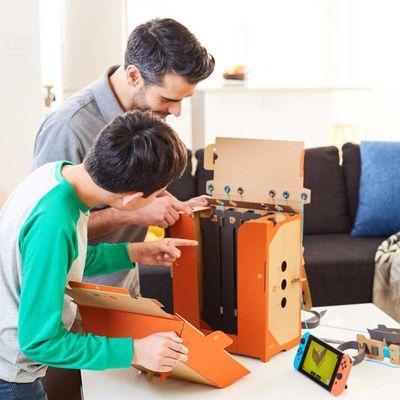 """Das """"Robo-Kit"""" bringt spannende Herausforderungen."""