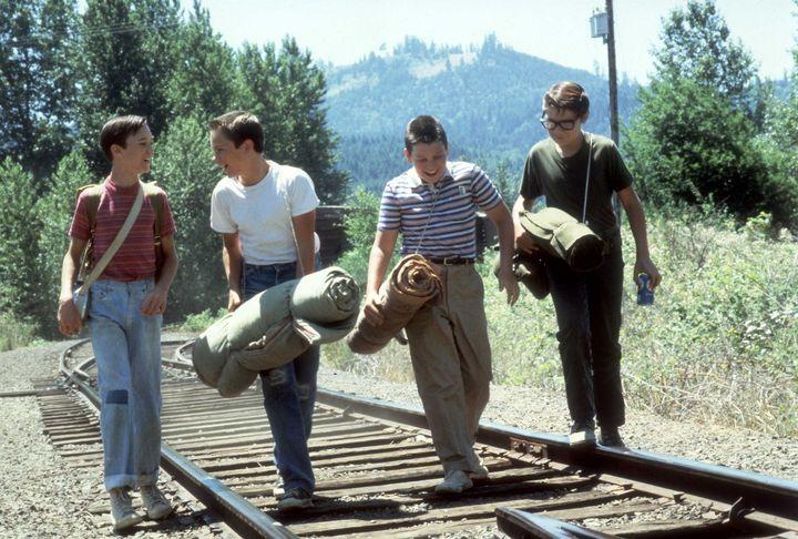 Fünf Jungs auf dem Abenteuer ihres Lebens.