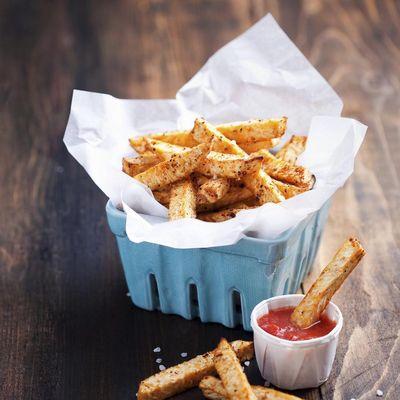 Wer hätte gedacht, dass man köstliche Pommes frites auch so zubereiten kann?