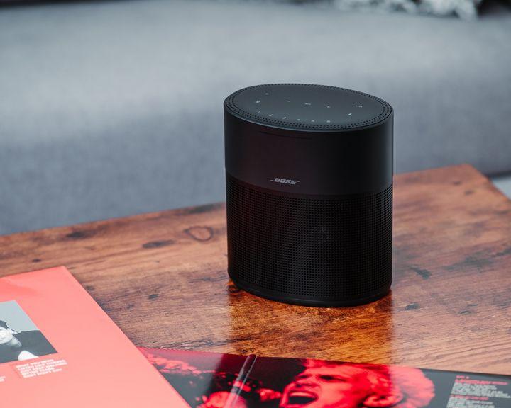 """Der smarte Speaker """"Bose Home 300""""."""