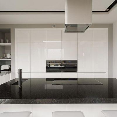 Per WLAN werden smarte Küchengeräte vernetzt.
