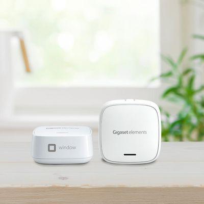 Gigaset Smart Home Alarmsystem: Intelligente Sensoren für maximale Sicherheit.
