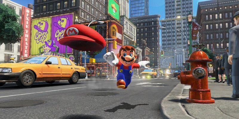 """Super Mario Odyssey"" kommt im Oktober!"