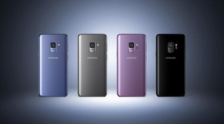 Auf dem Mobile World Congress (MWC 2018) in Barcelona präsentiert Samsung das neue Samsung Galaxy S9 und S9+.