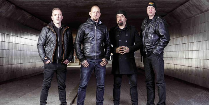 Die Band Volbeat