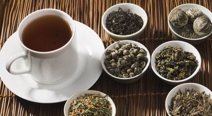 Teesorten im Vergleich