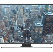 Riesige 75 Zoll misst der Samsung-TV
