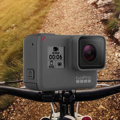 Neue GoPro HERO6 Black mit doppelter Leistung.