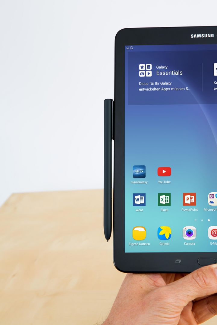 """Die Highlights des neuen """"Galaxy Tab S3"""" von Samsung."""
