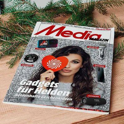 Das Mediamagazin im Dezember 2020