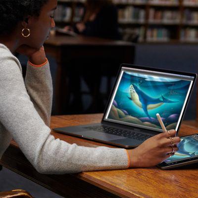 So verwendet man das iPad als Zweitmonitor am Mac