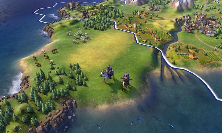 """In """"Civilization 6"""" soll es thematische Distrikte geben."""