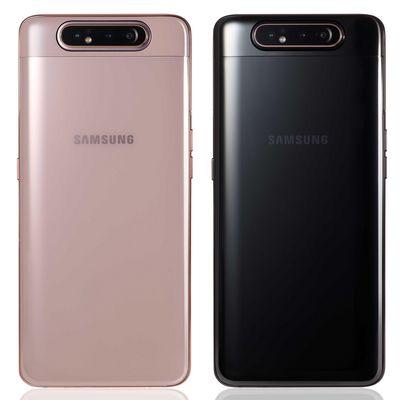 """Das neue """"Galaxy A80"""" zeichnet sich vor allem durch seine Kamera aus."""