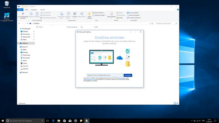 OneDrive oder externe Festplatte – diese Sicherungsmöglichkeiten bietet Windows 10.