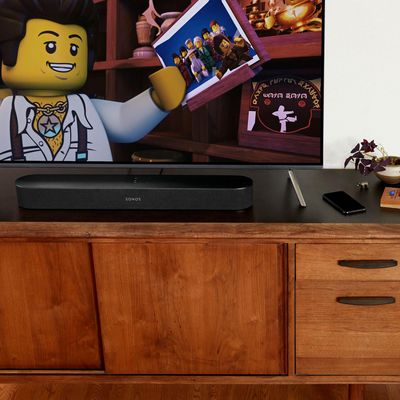 """Sonos Beam"" ist die smarte Soundbar."