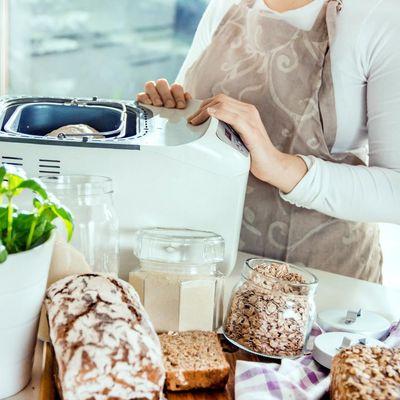 Brot backen mit Brotbackautomaten