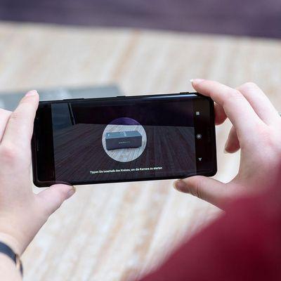 Das Smartphone wird in Windeseile zum Foto-Gadget.