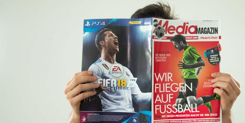 Das Mediamagazin im Mai 2018.