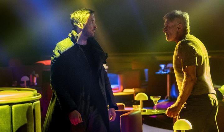 """""""Blade Runner 2049"""" ist auf Blu-ray, DVD und 4K-UHD-Blu-ray erschienen."""