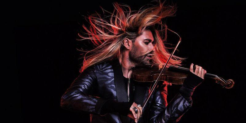 """""""Rock Revolution"""" von David Garrett ist erschienen."""