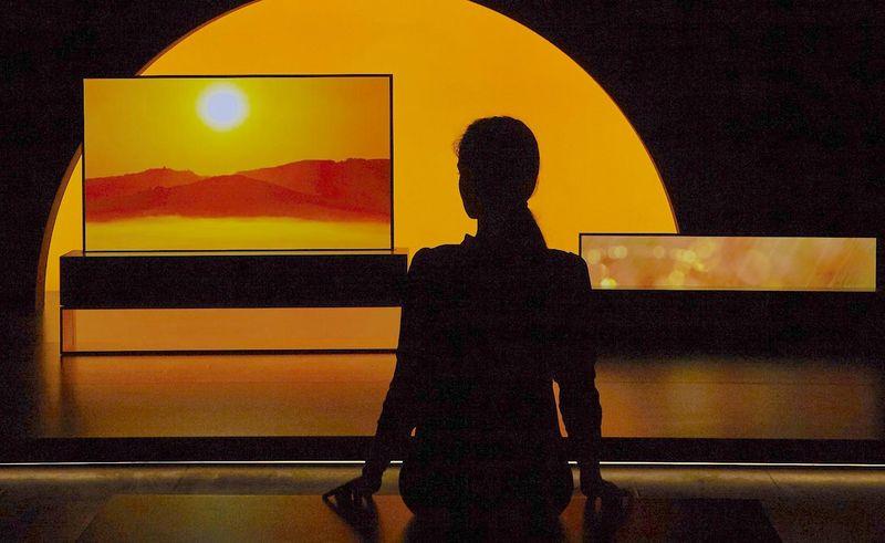 TV-Trends: Die Fernseher-Neuheiten in Berlin.