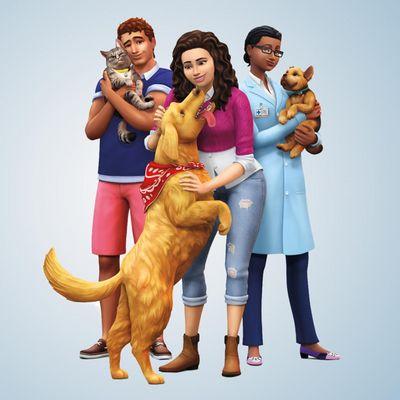 """Erweiterungspack """"Die Sims 4 Hunde & Katzen"""""""
