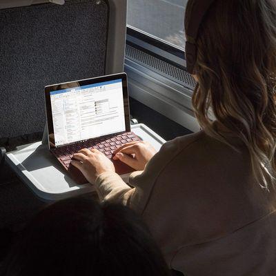 """Das ist das neue """"Surface Go""""."""