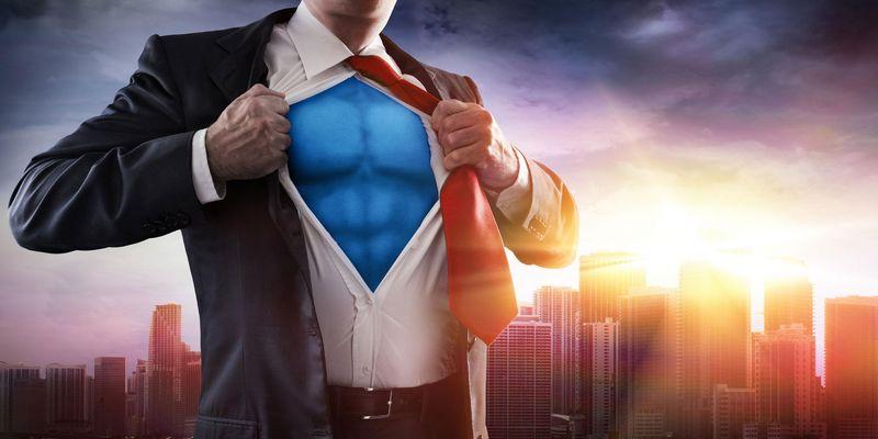 """""""Superhelden"""" ganz privat auf Instagram."""