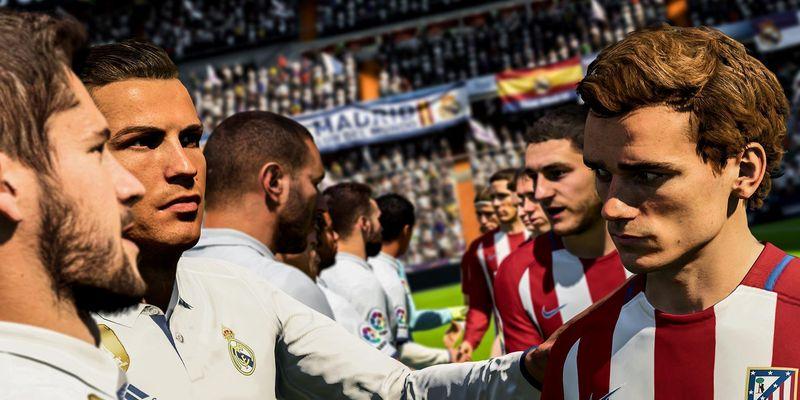 """Laufen Sie in """"FIFA 18"""" mit Ronaldo und Co. auf!"""
